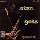 Stan Getz - Quartets (2006)