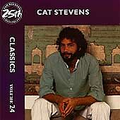 Classics, Vol. 24 by Cat Stevens (CD, Oct-1990, A&M (USA))