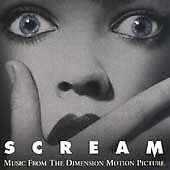 Scream by Original Soundtrack (CD, Dec-1...