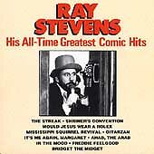 His-All-Time-Greatest-Comic-Hits-by-Ray-Stevens-CD-Jun-1990-Curb