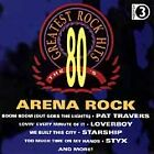 Eighties Greatest Rock Hits: Arena Rock, Vol. 3 by Various Artists (CD, May-1992, Priority Records)