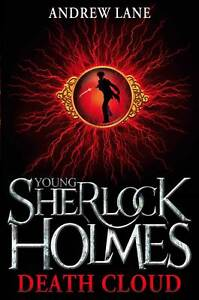 Andrew-Lane-Young-Sherlock-Holmes-Death-Cloud-Book