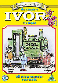 Ivor-The-Engine-The-Complete-Ivor-The-Engine-Animated-DVD-New-Sealed