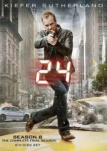 24-The-Complete-Eighth-Season-DVD-2010-6-Disc-Set-DVD-2010