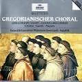 Gregorianische Choral/Ostern von Chor der Benediktinerabtei Münsterschwarzach (1996)
