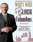 Whos Who In Black Columbus: The Fifth Edition Hard Cover, C. Sunny Martin, 1933879157