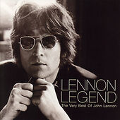 JOHN-LENNON-LEGEND-THE-VERY-BEST-OF-VERY-GOOD-CONDITION-CD