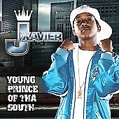 J-XAVIER-YOUNG-PRINCE-OF-THA-SOUTH-CD-BRAND-NEW-FREE-SHIPPING