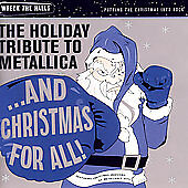 FREE-U-S-sh-3-intl-sh-NEW-CD-Tribute-to-Metallica-And-Christmas-for-All-th