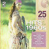 25-Best-Hits-of-the-1960s-Brand-New-CD-2-Discs
