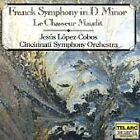 Franck: Symphony; Le Chasseur Maudit (CD, Jan-1991, Telarc Distribution)