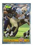Classic Rookie Jerome Bettis Single Football Trading Cards