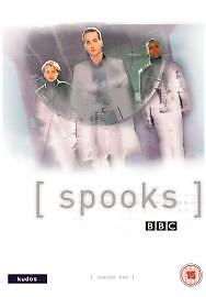 Spooks-Series-1-Complete-DVD-2003-USED-VGC