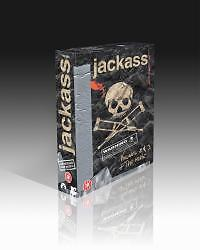 Jackass - Complete Collection (DVD, 2003, Box Set)