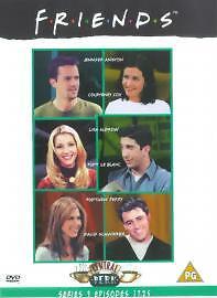 Friends - Series 3 - Episodes 17-25 [DVD] [1995], Very Good DVD, Maggie Wheeler,