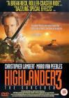 Highlander 3 - The Sorceror (DVD, 2001)