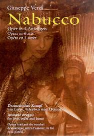 NABUCCO NEW DVD