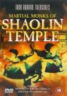 Martial Monks Of Shaolin Temple (DVD, 2002)