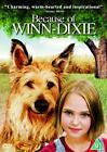 Because Of Winn-Dixie (DVD, 2006)