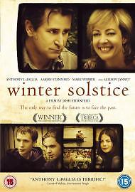 WINTER SOLSTICE ANTHONY LAPAGLIA AARON STANFORD MARK WEBBER PARAMOUNT DVD L NEW