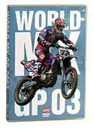 MX World Championship 2003 Motocross DVD 180 Mins ACERBIS SIDI LAZER FOX CR YZF - Bury St. Edmunds, United Kingdom - MX World Championship 2003 Motocross DVD 180 Mins ACERBIS SIDI LAZER FOX CR YZF - Bury St. Edmunds, United Kingdom