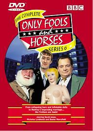 Only Fools And Horses  Series 6  Complete DVD 2003 - Edinburgh, United Kingdom - Only Fools And Horses  Series 6  Complete DVD 2003 - Edinburgh, United Kingdom