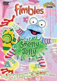 Fimbles: Smelly Jelly DVD (2004)