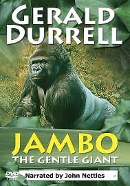 Gerald Durrell  Jambo The Gentle Giant DVD 2005 - <span itemprop=availableAtOrFrom>Aldershot, United Kingdom</span> - Item must be returned within 30 days, Return shipping paid by buyer, returns accepted for faulty items only Most purchases from business sellers are protected by the Consumer Contract R - Aldershot, United Kingdom
