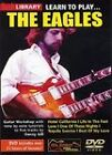 Lick Library - Learn To Play The Eagles (DVD, 2005)