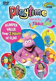 Playtime Introducing Tikkabilla [DVD]