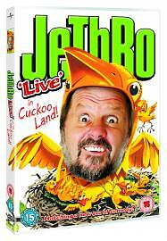 Jethro  Jethro In Cuckoo Land DVD 2005 - <span itemprop=availableAtOrFrom>filey, North Yorkshire, United Kingdom</span> - Jethro  Jethro In Cuckoo Land DVD 2005 - filey, North Yorkshire, United Kingdom