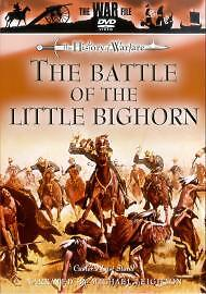 The Battle Of The Little Bighorn (DVD)