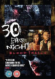 BRAND-NEW-30-Days-Of-Night-Blood-Trails-DVD-2008