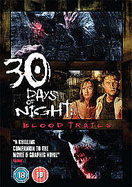 30-Days-Of-Night-Blood-Trails-DVD-2008-Great-Condition