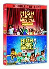 High School Musical/High School Musical 2 (DVD, 2008, 2-Disc Set, Box Set)