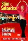 Slim 'N' Salsacise With Rosemary Conley (DVD, 2004)