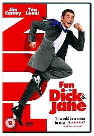 Fun With Dick And Jane DVD 2005 Good DVD Jim Carrey Tea Leoni Alec Baldw - <span itemprop=availableAtOrFrom>Bilston, United Kingdom</span> - Returns accepted Most purchases from business sellers are protected by the Consumer Contract Regulations 2013 which give you the right to cancel the purchase within 14 days after the day  - Bilston, United Kingdom