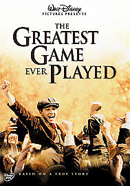 The Greatest Game Ever Played [DVD], DVD | 8717418089740 | New