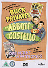 Abbott And Costello - Buck Privates / One Night In The Tropics (DVD, 2012)