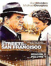 The Streets of San Francisco: Season 1 [DVD]