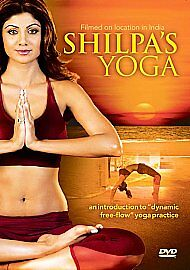 Shilpa's Yoga (DVD, 2007)