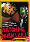 Watch Me When I Kill (DVD, 2009)