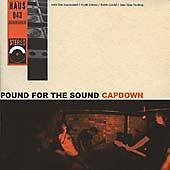 Capdown - Pound for the Sound (2001) CD Album Punk/Ska/Dub
