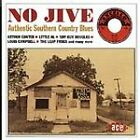 Various Artists - No Jive (Authentic Southern Country Blues, 1997)