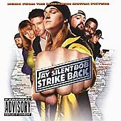 """JAY & SILENT BOB STRIKE BACK""- SOUNDTRACK-BON JOVI-RUN DMC-BRAND NEW CD 2001"