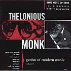 Thelonious Monk - Genius of Modern Music, Vol. 1 (2001)