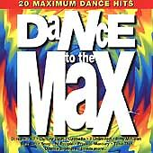 Various Artists - Dance To The Max Vol.1 (1994)