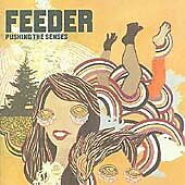 FEEDER Pushing the Senses (Limited Edition CD + DVD)   NEW - NOT SEALED