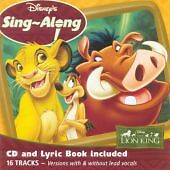 Disney Sing-along Music CDs