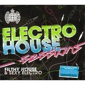 Ministry of Sound Dance & Electronica 2007 Music CDs